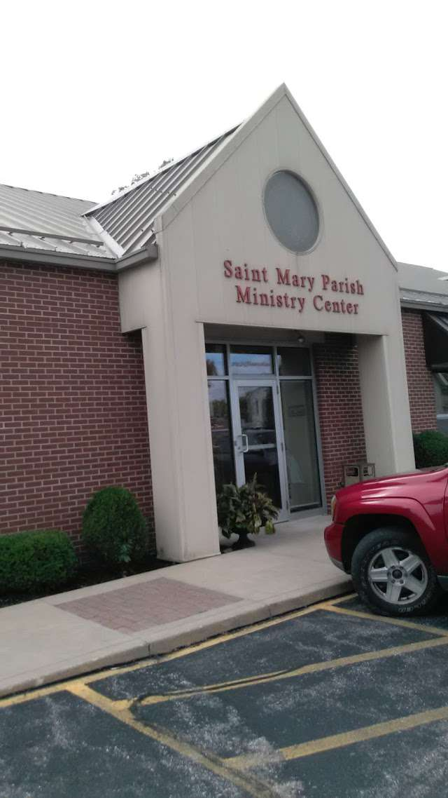 St Mary S Parish Ministry Center Church In Defiance Oh